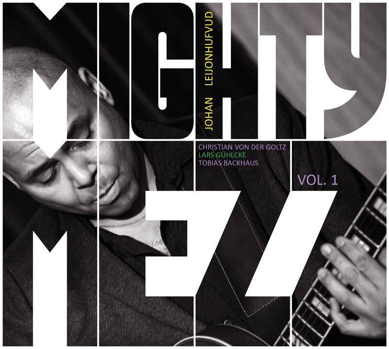 Johan Leijonhufvud Mighty Mezz_Cover